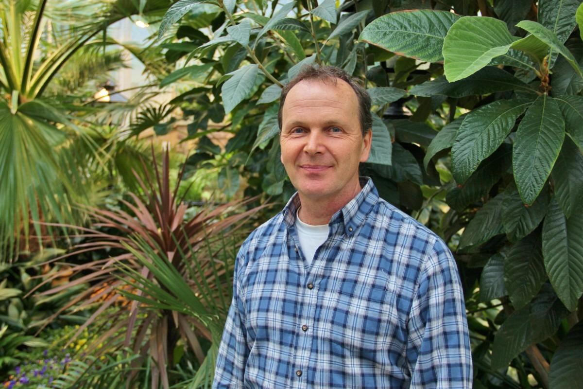 Goodwill ry:n puheenjohtajan Tuomo Salovuoren kuva